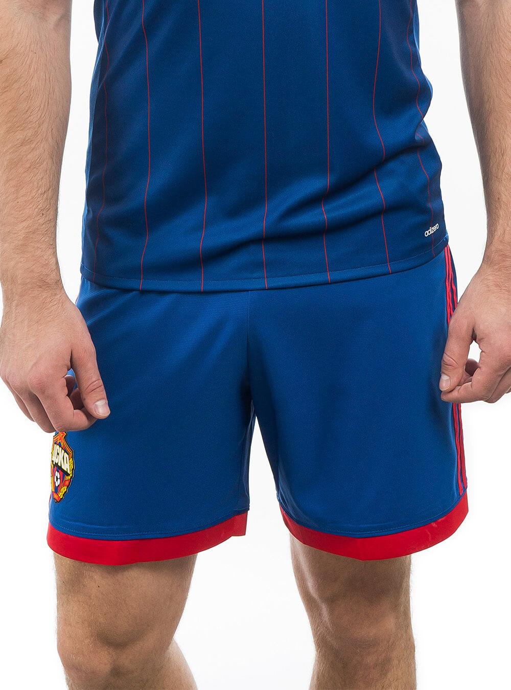 Игровые шорты домашние резервные (оригинал), цвет синий (M)Игровая форма 2017/2018<br>Игровые шорты домашние резервные (оригинал), цвет синий<br>