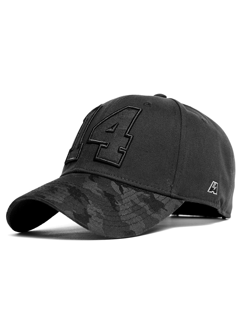 Бейсболка №14 Набабкин, цвет черныйБейсболки<br>Бейсболка №14 Набабкин, цвет черный<br>