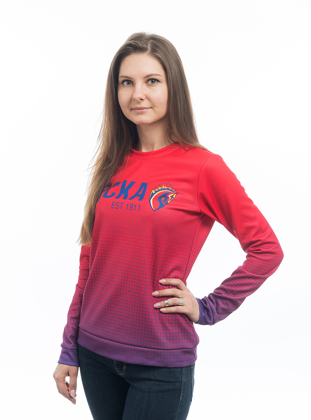 Свитшот женский Талисман Градиент (S)Одежда на заказ<br>Свитшот женский Талисман ГрадиентC:\Users\eugene\Desktop\Фото<br>