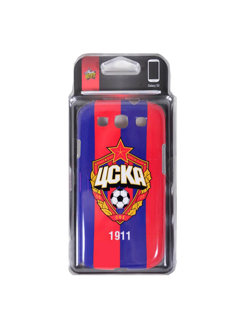 Клип-кейс для Galaxy S3 красно-синийВсе для мобильного телефона<br>Клип-кейс для Galaxy S3 красно-синий<br>