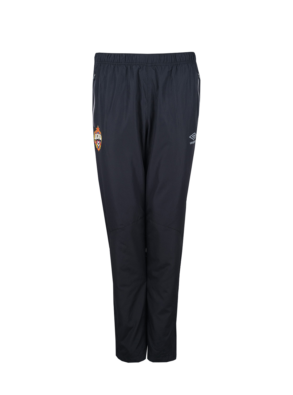 Костюм парадный (брюки), черный/серебро (XXL) фото