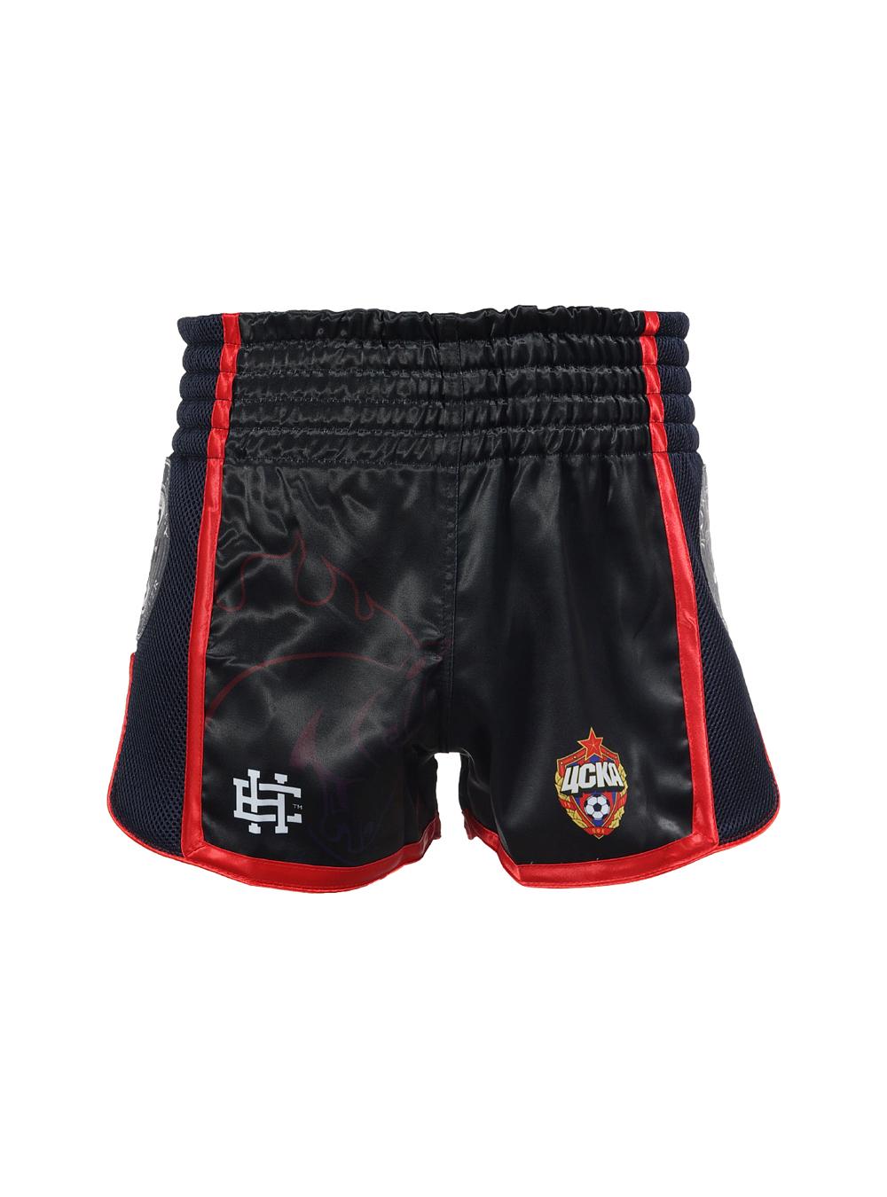 Шорты Muay Thai CSKA (M)Одежда для спорта<br>Шорты Muay Thai CSKA<br>