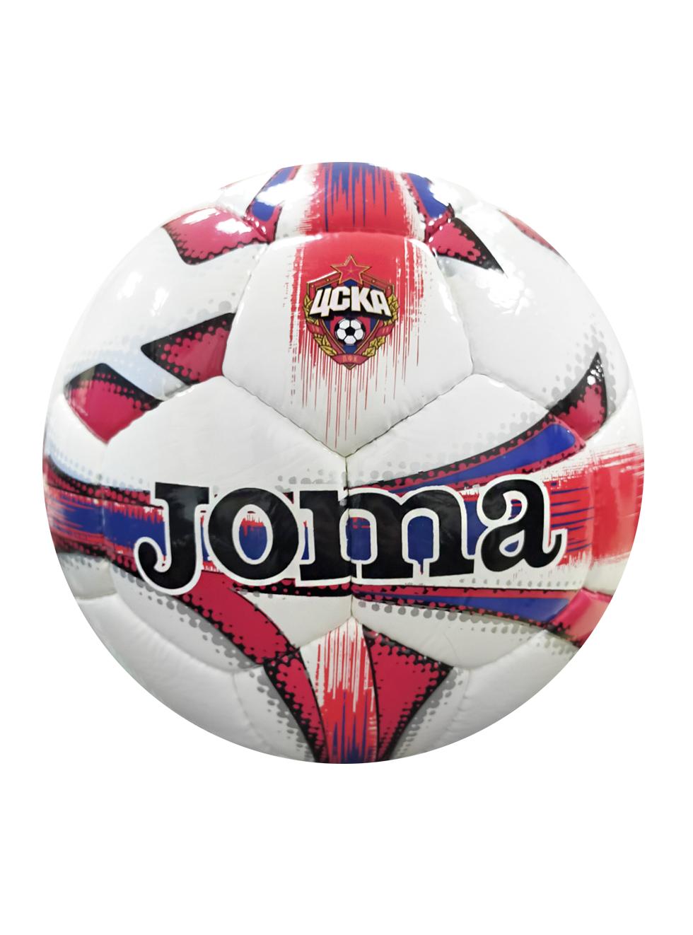 Мяч футбольный Joma DALI с эмблемой ПФК ЦСКА,  размер 5