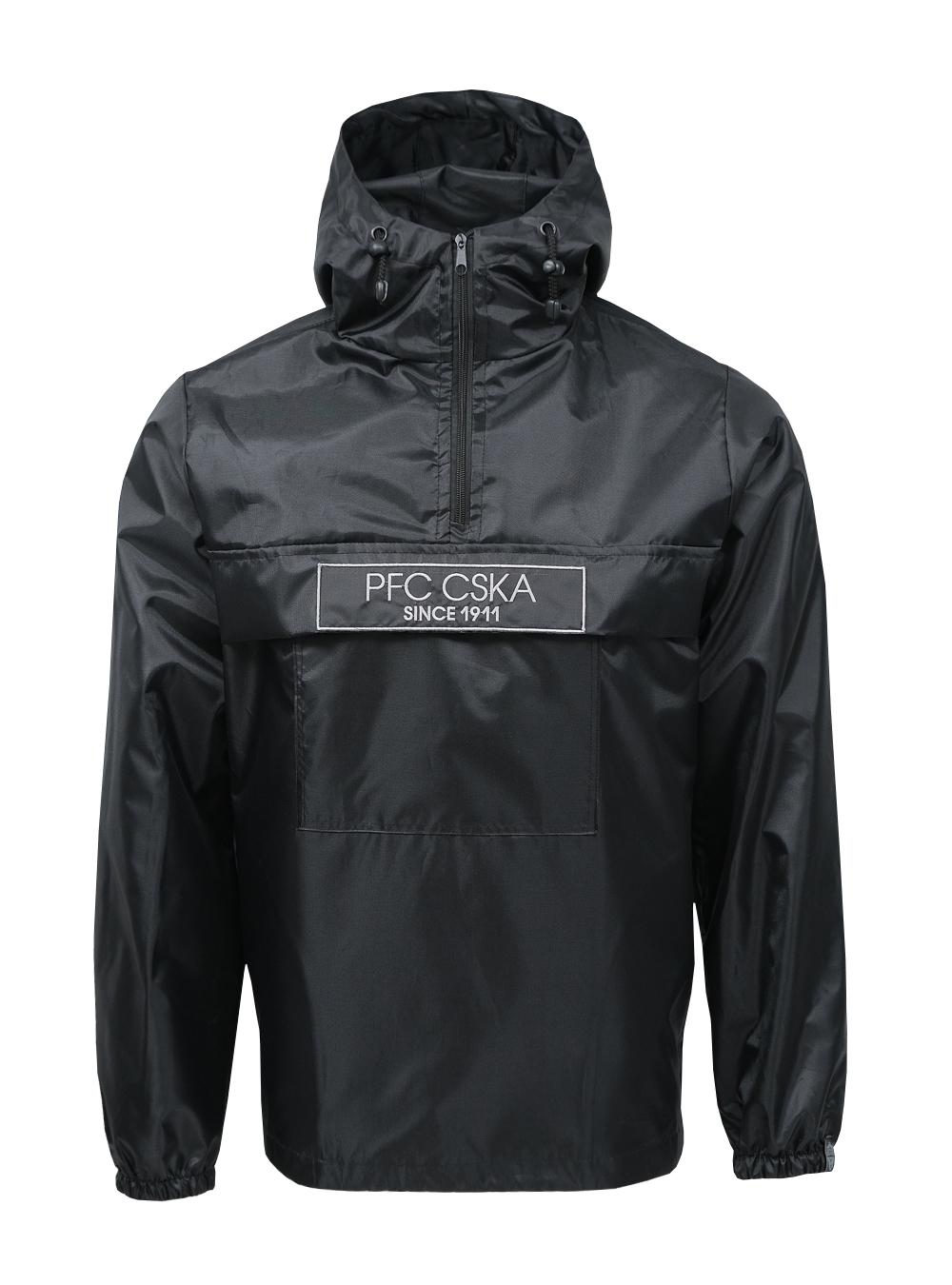 Анорак PFC CSKA, цвет чёрный (XXL)
