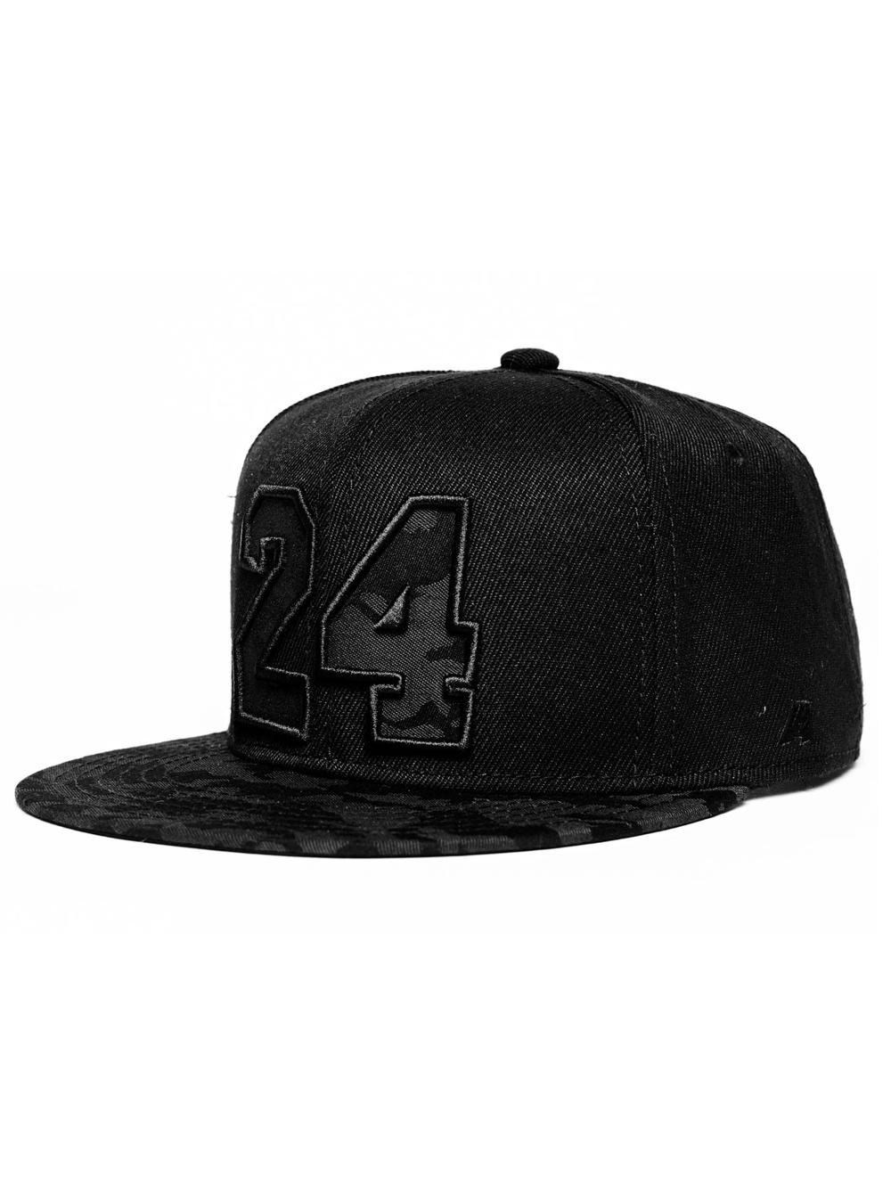 Бейсболка №24 Березуцкий В., прямой козырек, цвет черныйБейсболки<br>Бейсболка №24 Березуцкий В., прямой козырек, цвет черный<br>