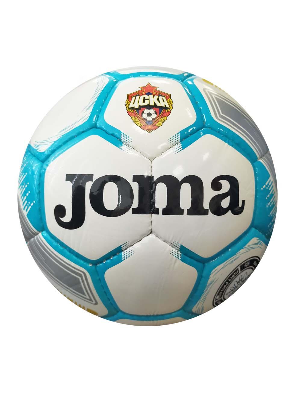 Мяч футбольный Joma Egeo с эмблемой ПФК ЦСКА, размер 5