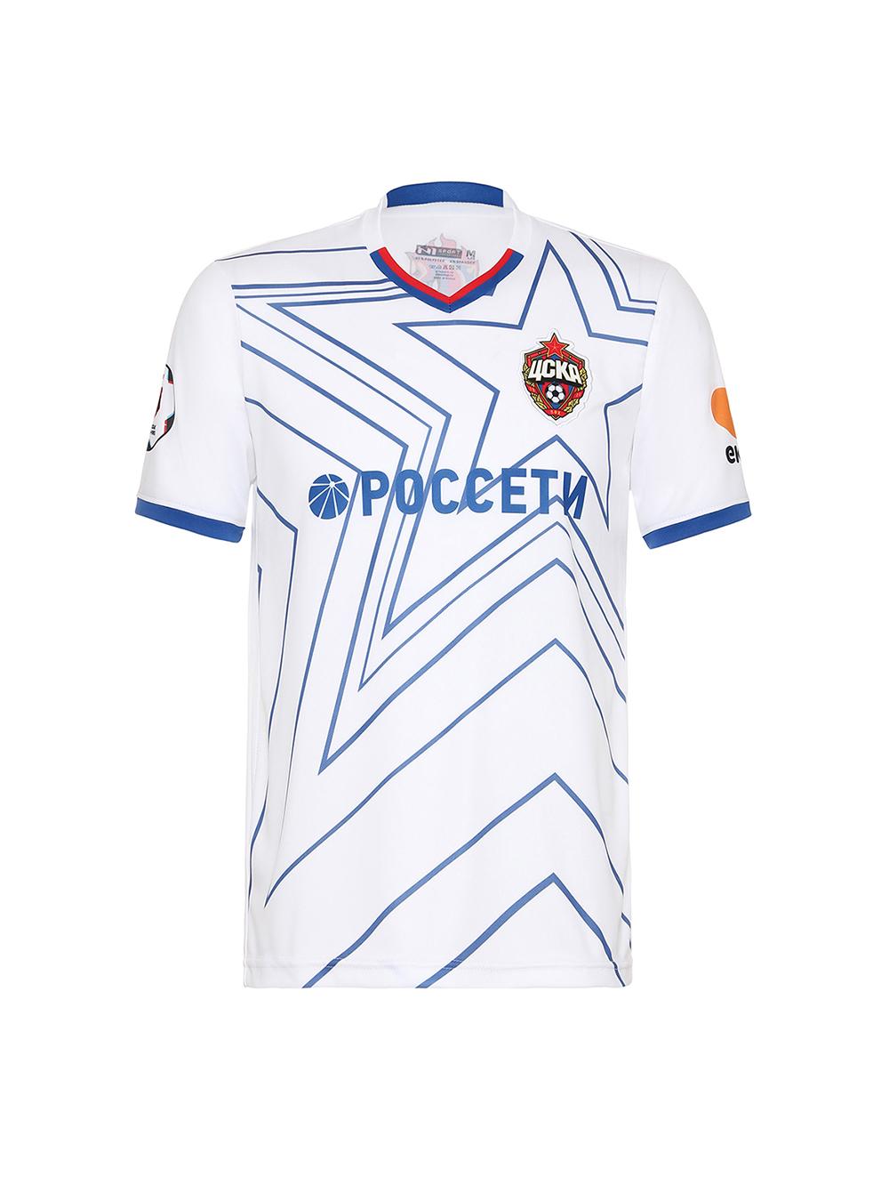 Футболка детская выездная РЕПЛИКА 2019/2020 (116) фото