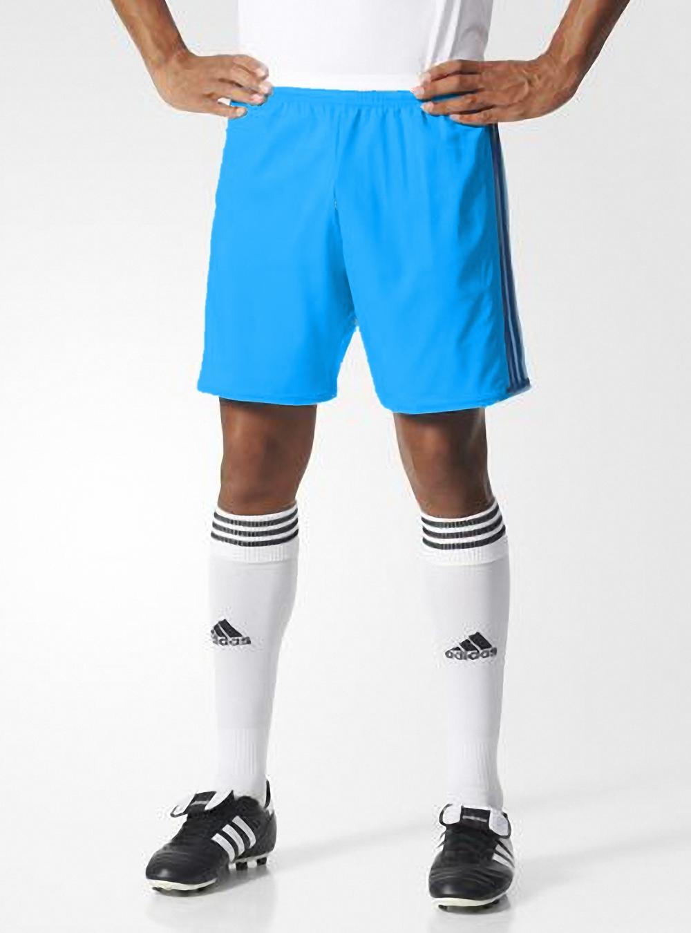 Вратарские шорты, цвет голубой (XL)Вратарская форма 2017/2018<br>Вратарские шорты, цвет голубой<br>