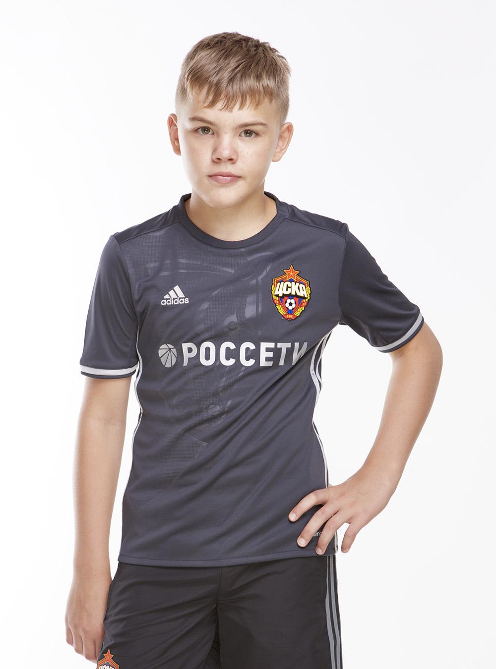 Игровая футболка детская резервная (176)Игровая форма 2017/2018<br>Игровая футболка детская резервная<br>