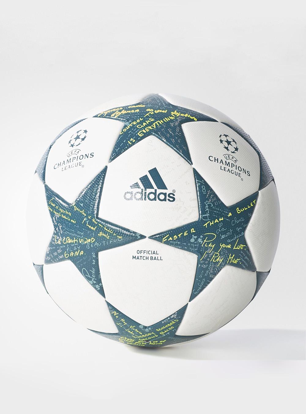 Футбольный мяч  Лига Чемпионов УЕФА FINALE 16 OFFICIALМячи<br>Футбольный мяч  Лига Чемпионов УЕФА FINALE 16 OFFICIAL<br>