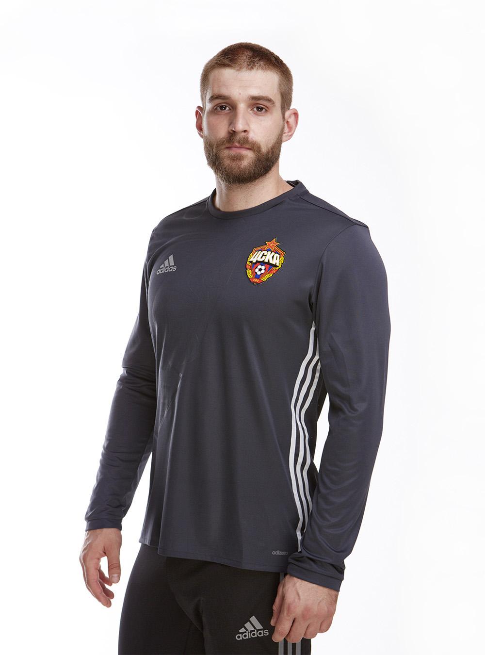Игровая футболка резервная с длинным рукавом (5)