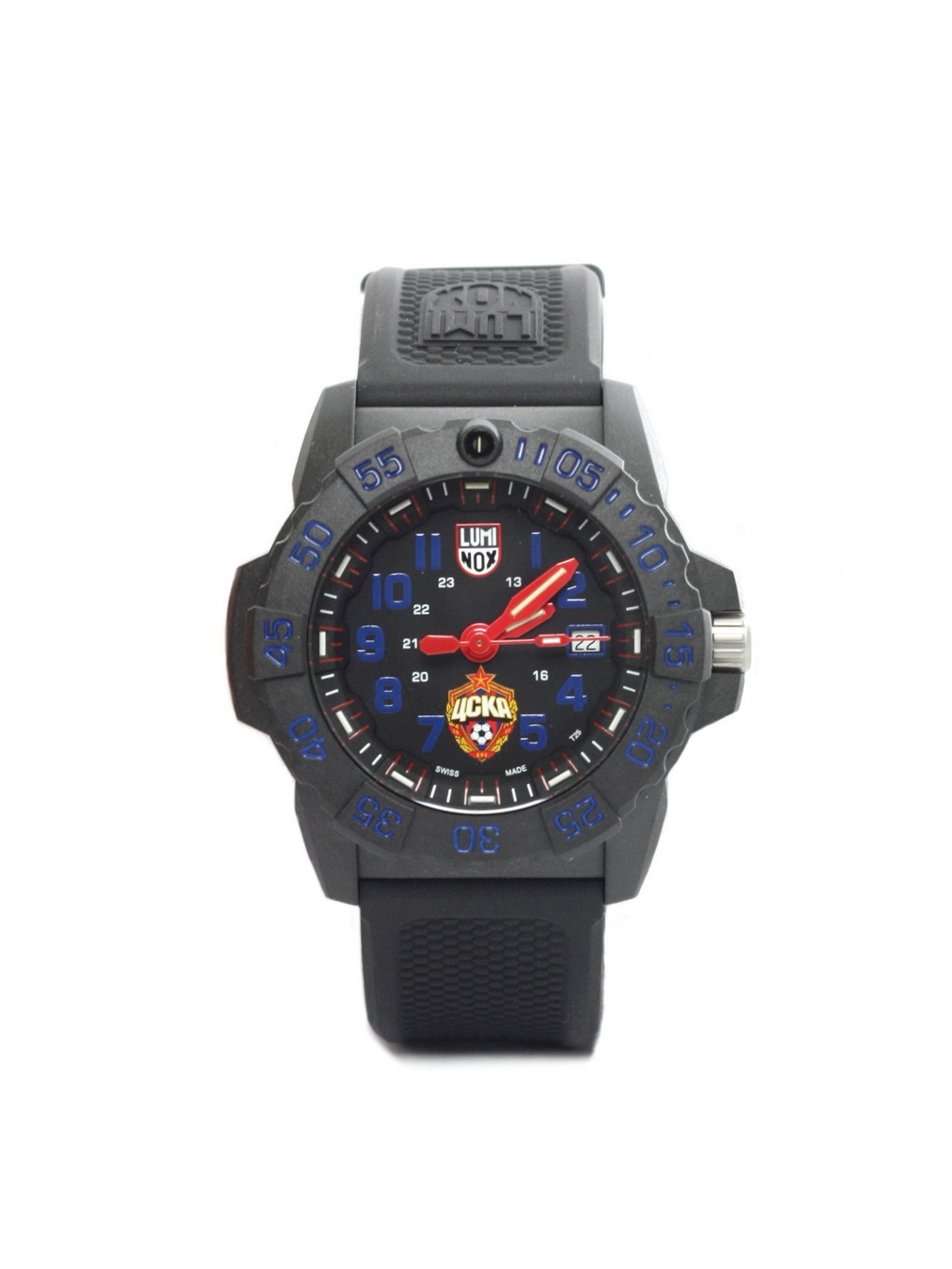 Часы Luminox Navy Seal CSKA фото
