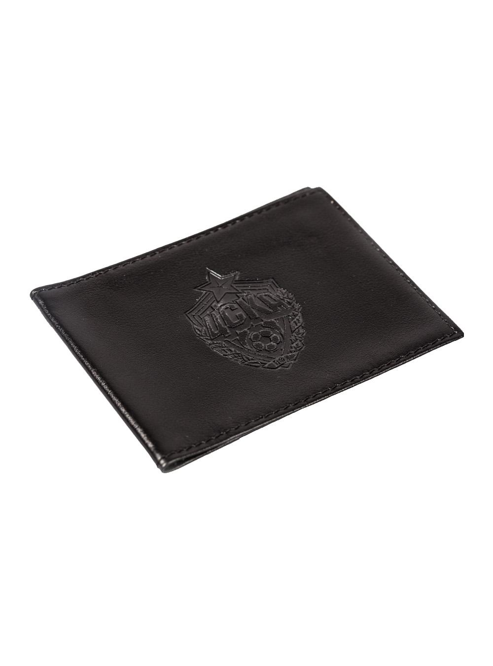 Обложка для студенческого, цвет чёрныйОбложки для удостоверений, футляры универсальные<br>Обложка для студенческого, цвет чёрный<br>
