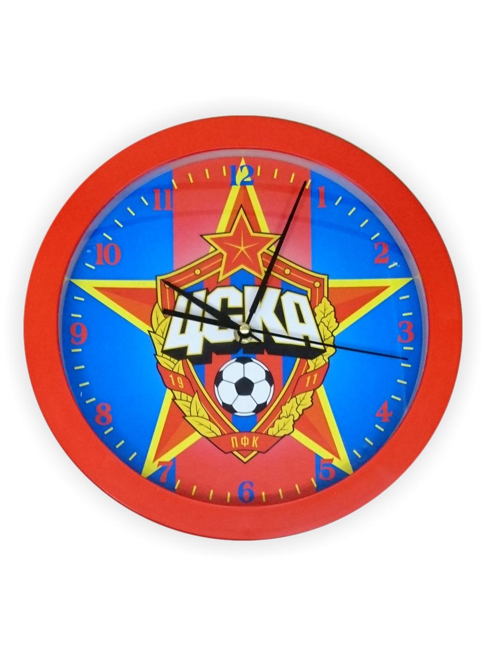 Часы настенные со звездойБудильники и настенные часы<br>Часы настенные со звездой<br>
