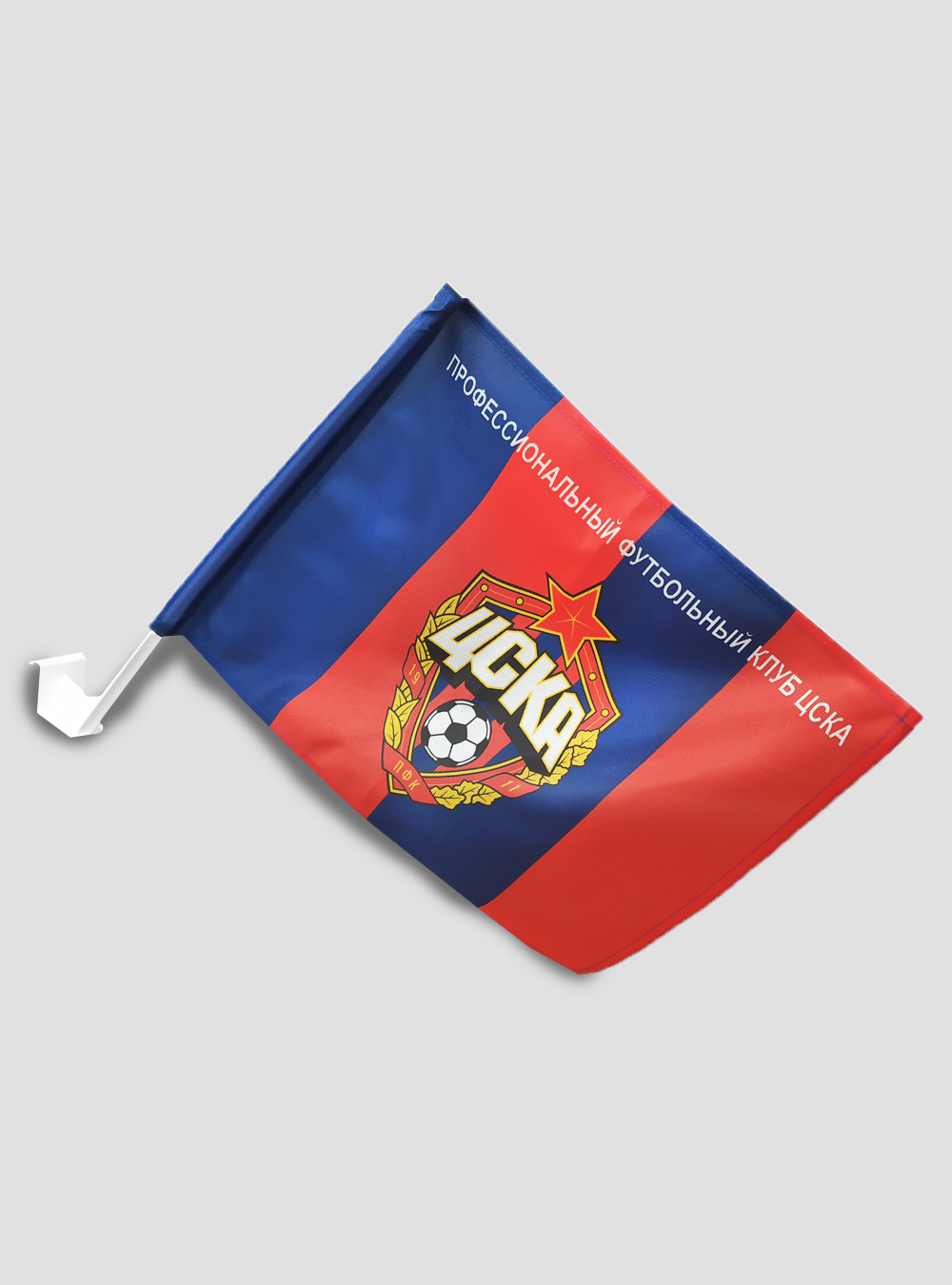 Флаг с кронштейном