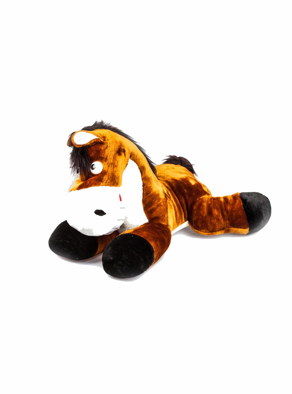 Мягкая игрушка Конь БоливарИгрушки<br>Мягкая игрушка Конь Боливар<br>